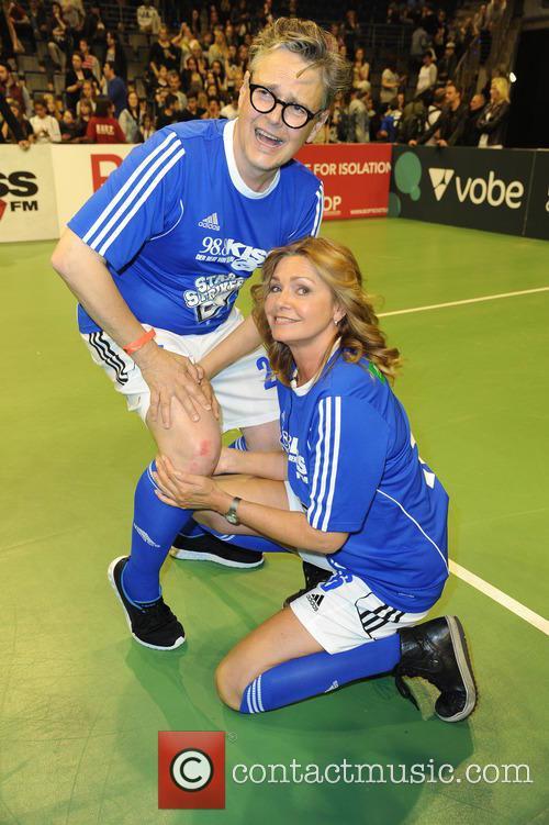 Rolf Scheider and Maren Gilzer 7