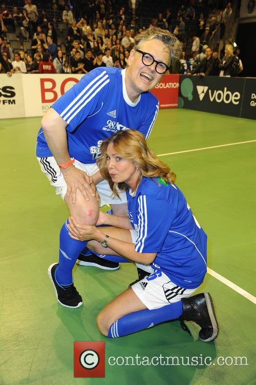 Rolf Scheider and Maren Gilzer 8