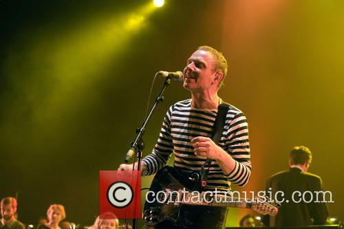 Belle & Sebastian perform at the SSE Hydro