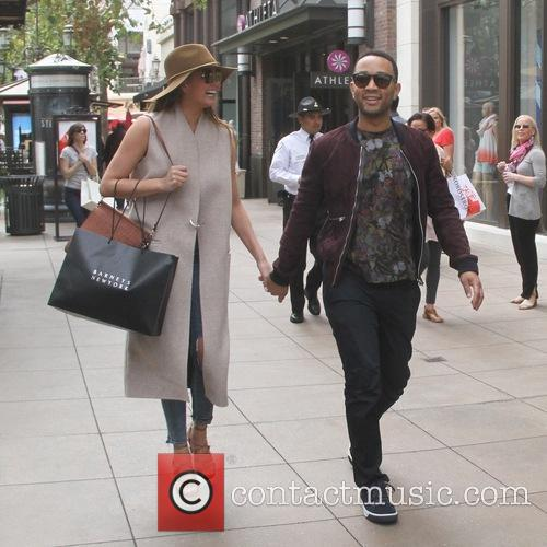 John Legend and Chrissy Teigen 5