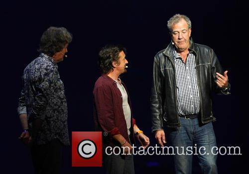 Jeremy Clarkson, Richard Hammond and James May 5
