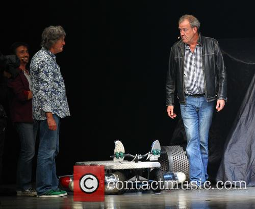 Jeremy Clarkson, Richard Hammond and James May 7