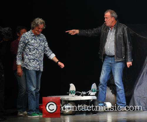 Jeremy Clarkson and James May 9