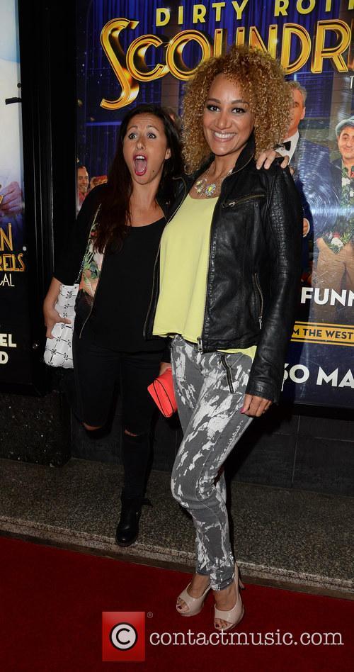 Hayley Tamaddon and Tupele Dorgu 5