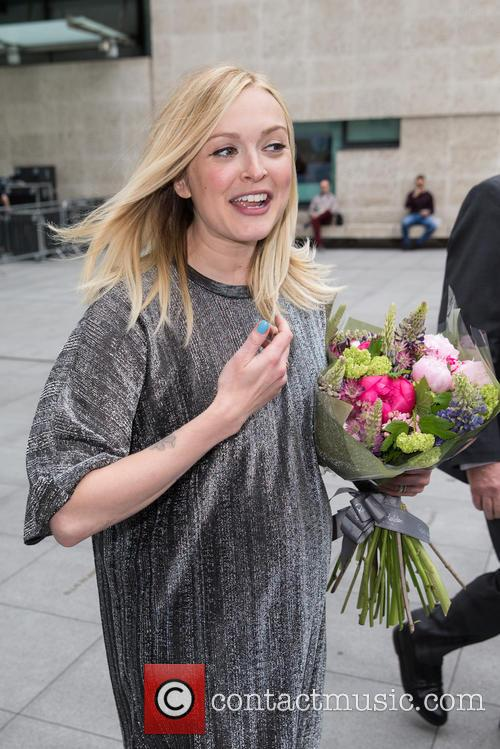 Fearne Cotton leaving the BBC after 10 years...