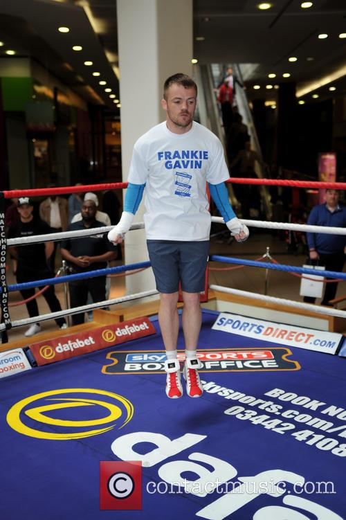 Frankie Gavin 8