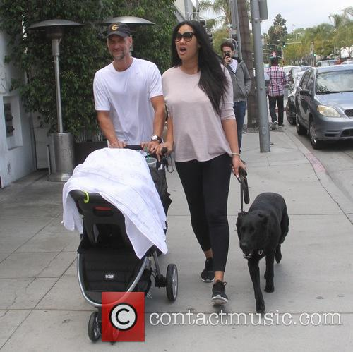 Kimora Lee Simmons and Tim Leissner 4