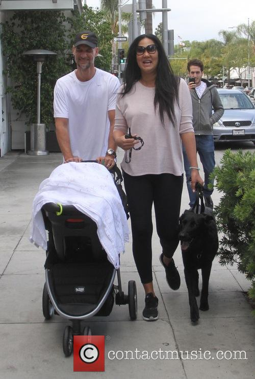 Kimora Lee Simmons and Tim Leissner 8
