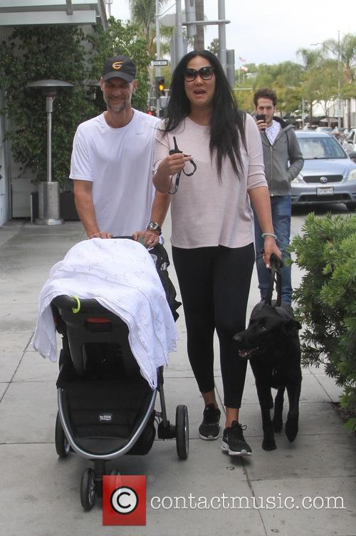 Kimora Lee Simmons and Tim Leissner 10