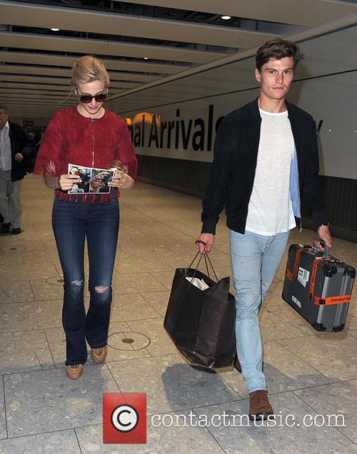 Pixie Lott and Oliver Cheshire 3