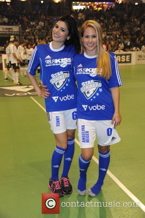 Tanja Tischewitsch and Angelina Heger 2