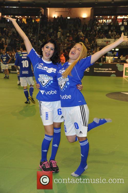 Tanja Tischewitsch and Angelina Heger 1