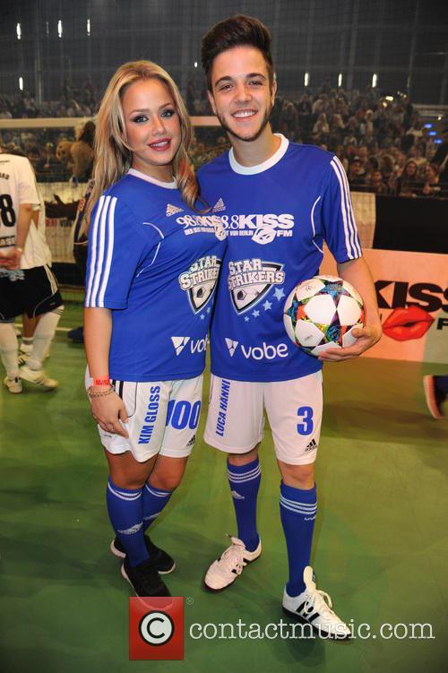 Kim Gloss and Luca Haenni 2