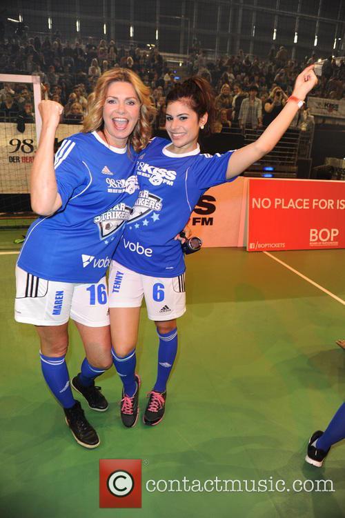 Maren Gilzer and Tanja Tischewitsch 5