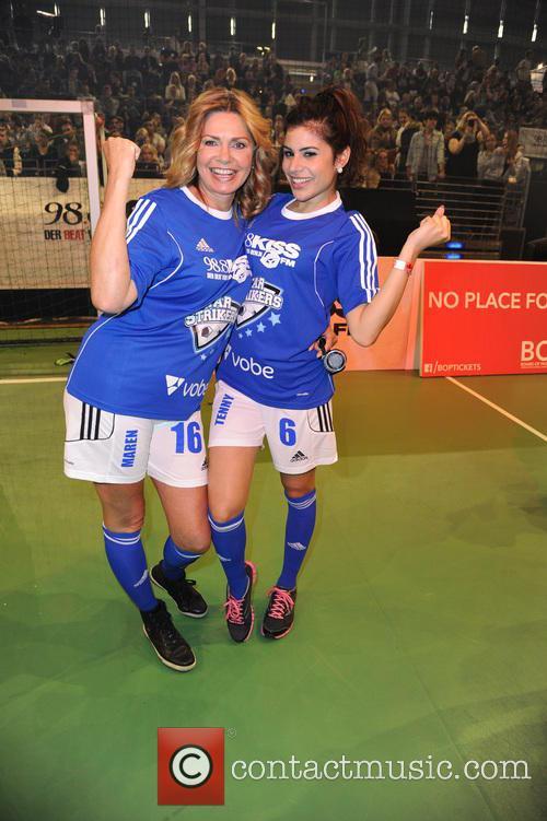 Maren Gilzer and Tanja Tischewitsch 6