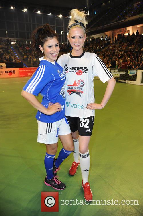 Tanja Tischewitsch and Sarah Knappik 9