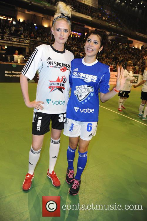 Tanja Tischewitsch and Sarah Knappik 10