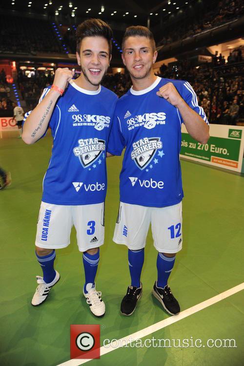 Luca Haenni and Joey Heindle 7