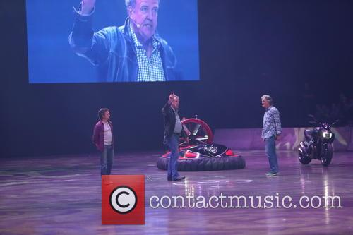 Jeremy Clarkson, Mark Hammond and Richard May 11