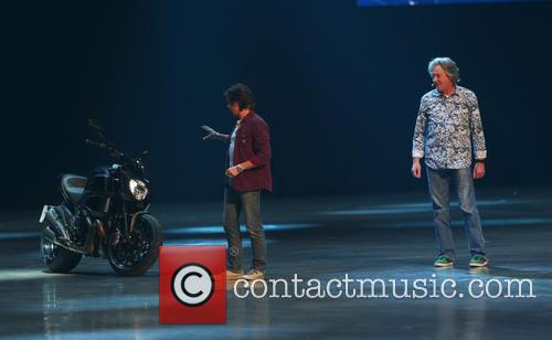 Richard Hammond and James May 3