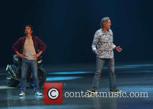 Richard Hammond and James May 4