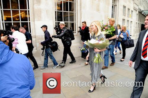 Fearne Cotton leaving the BBC Radio 1