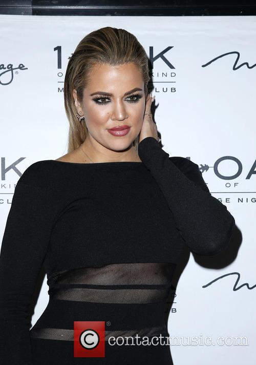 Khloe Kardashian at 1 OAK Memorial Day Weekend