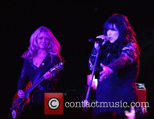 Heart perform at Valley Forge Casino and Resort