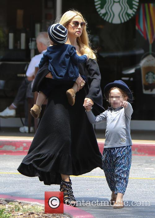Rachel Zoe, Skyler Berman and Kaius Berman 3