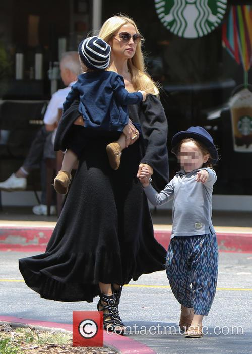 Rachel Zoe, Skyler Berman and Kaius Berman 4