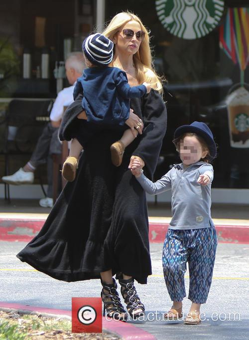 Rachel Zoe, Skyler Berman and Kaius Berman 5