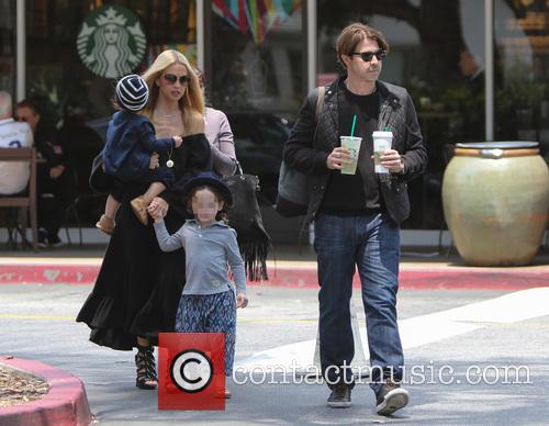 Rachel Zoe, Rodger Berman, Skyler Berman and Kaius Berman 10