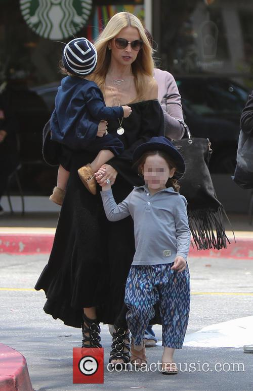 Rachel Zoe, Skyler Berman and Kaius Berman 11