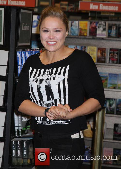 Rhonda Rousey 2