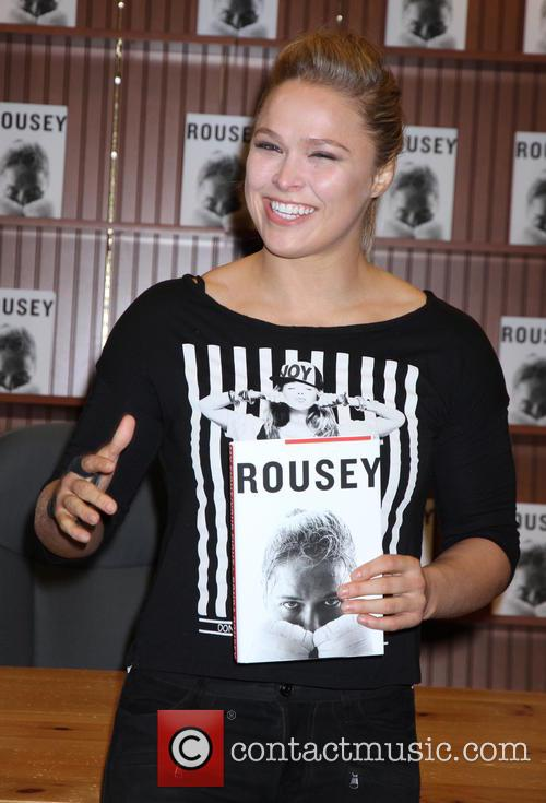 Rhonda Rousey 4