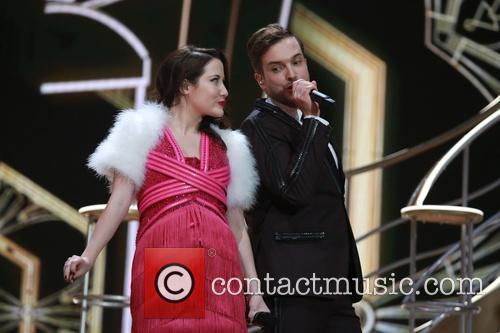 Electro Velvet, Alex Larke and Bianca Nicholas 2