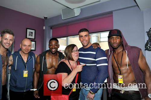 Dee Kelly, Jay Gardner and Uk Pleasure Boys 4