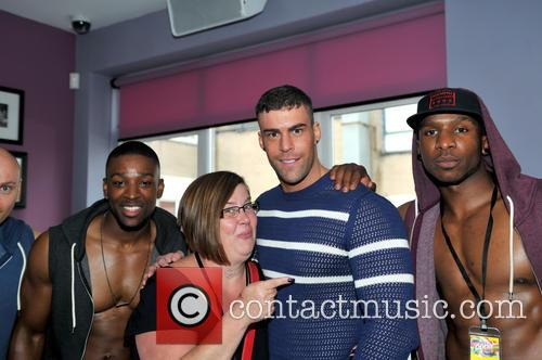 Dee Kelly, Jay Gardner and Uk Pleasure Boys 5