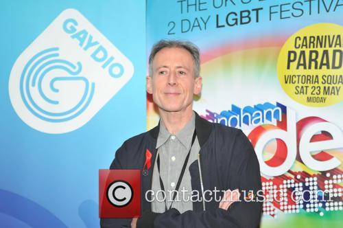 Celebrities at Birmingham Pride festival - Day 1