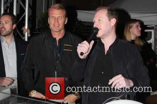 Dolph Lundgren and Maximillion Cooper 2