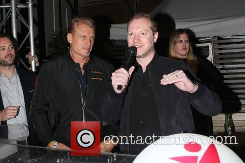 Dolph Lundgren and Maximillion Cooper 3