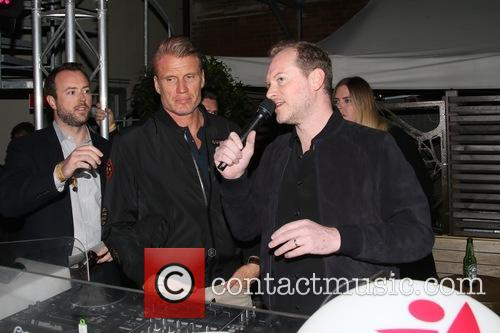 Dolph Lundgren and Maximillion Cooper 5