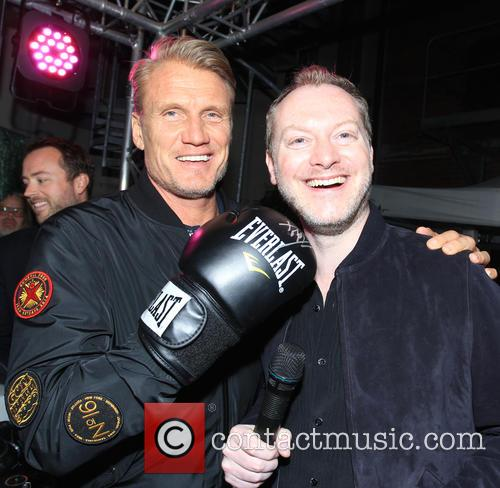 Dolph Lundgren and Maximillion Cooper 9