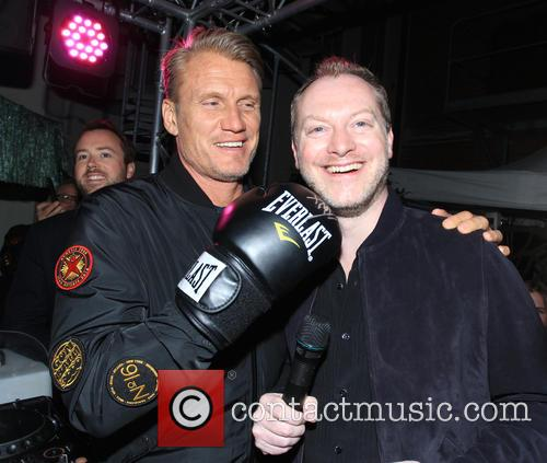 Dolph Lundgren and Maximillion Cooper 1