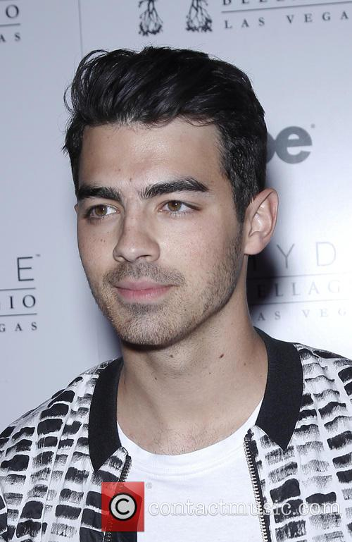 Joe Jonas at Hyde Bellagio