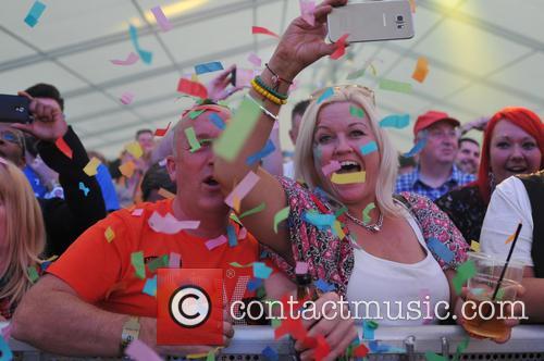 2015 Birmingham Pride festival - Day 1