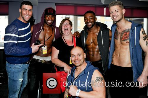 Dee Kelly, Pleasure Boys and Jay Gardner 5
