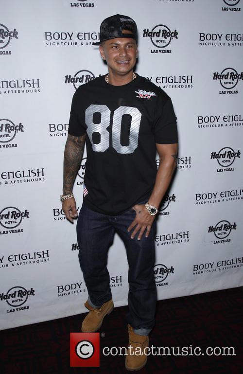 Pauly D at Body English Nightclub