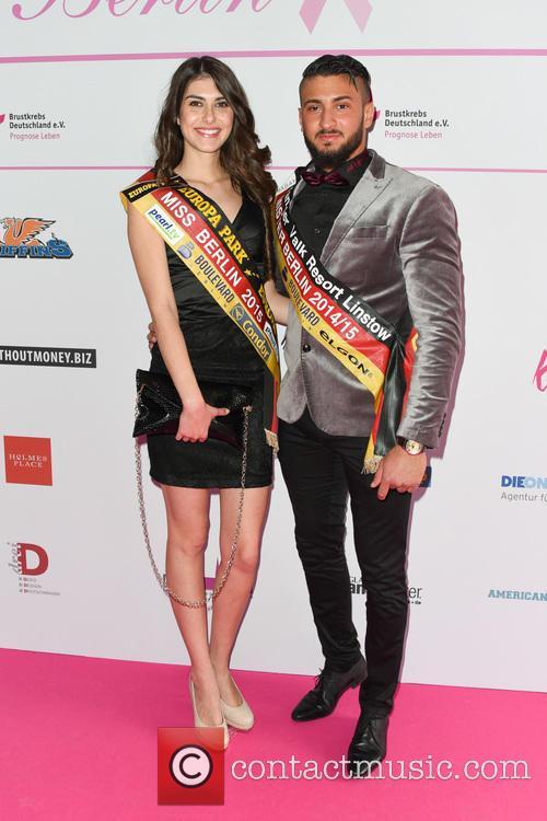 Ahmad Srais and Klaudia Kojouharova 1