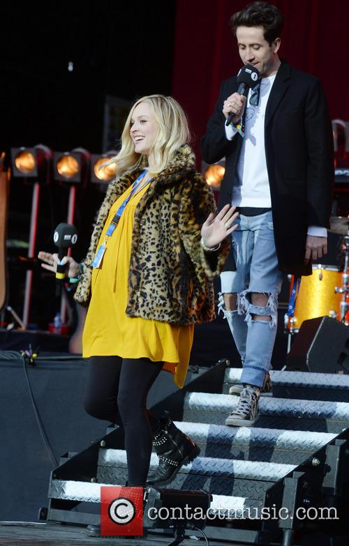Fearne Cotton and Nick Grimshaw 3